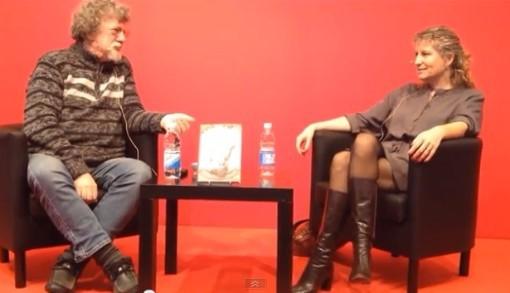 På Bogforum ... med Christian Braad Thomsen