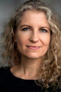 Portræt billede af forfatteren af Urværk - Ane Riel