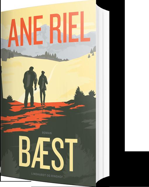 Ny Roman fra Ane Riel på vej