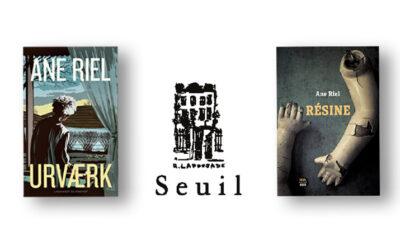CLOCKWORK (Urværk) to be published by Éditions du Seuil in France